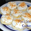 Pina Colada Cookies with Macadamia Nuts