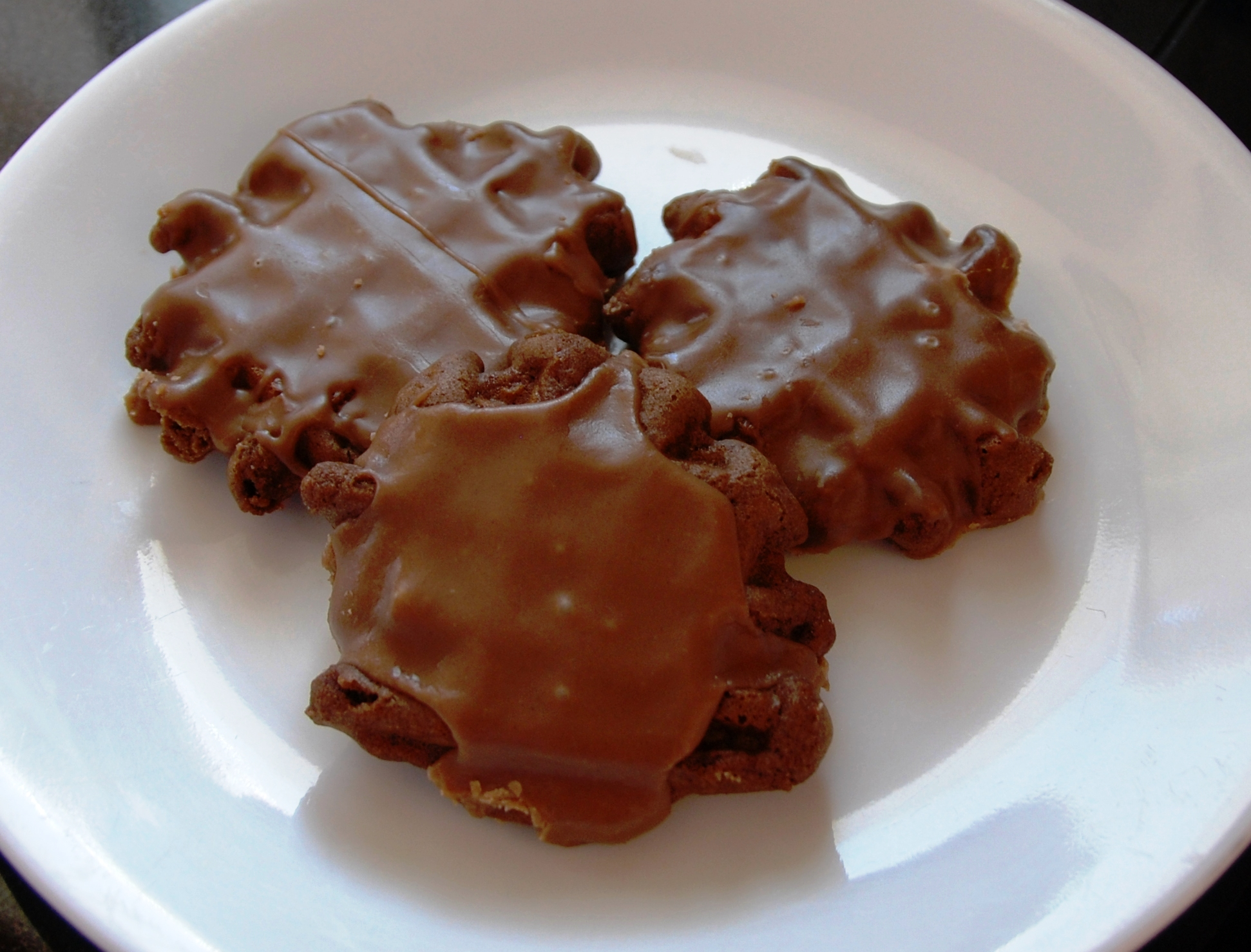 Delicious Chocolate Waffle Cookies | Cookie Recipe Blog